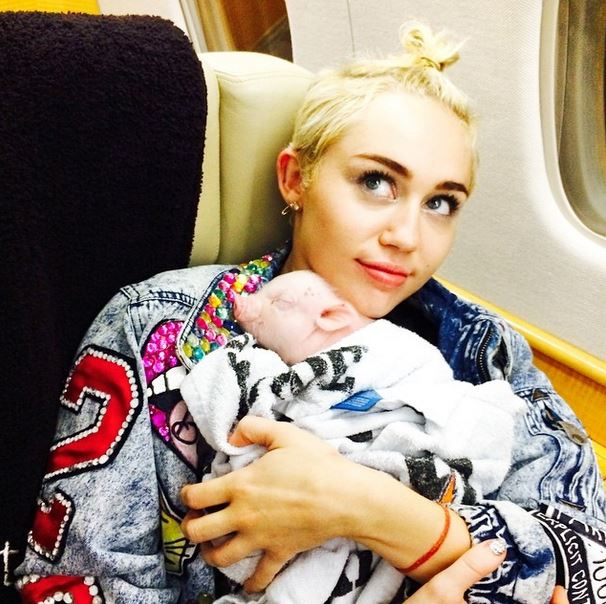 (Picture: Miley Cyrus Instagram)
