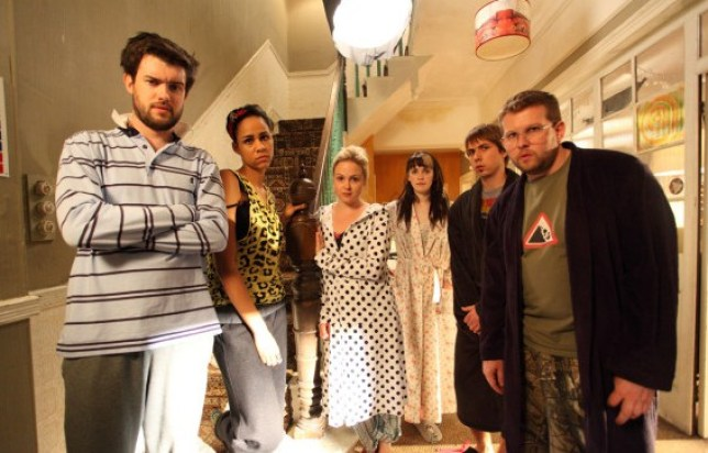 Fresh Meat on channel 4