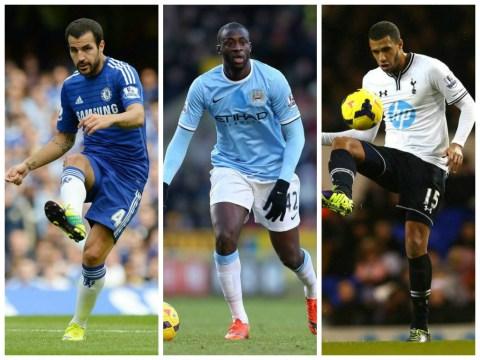 Tottenham midfielder Etienne Capoue tops Premier League passing stats