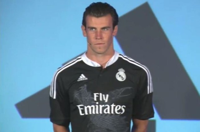 more photos ece54 008cc Real Madrid unveil weird new dragon kit for Champions League ...