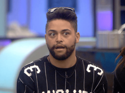 Big Brother 2014: Christopher Hall blasts 'f***ing drunken idiot' Mark Byron