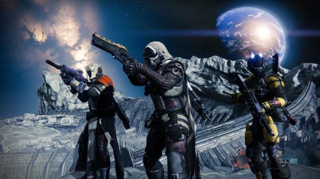 Destiny – does it defy review?