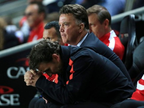 Gleeful Leicester brutally expose Manchester United's continuing failure to replace Vidic and Ferdinand