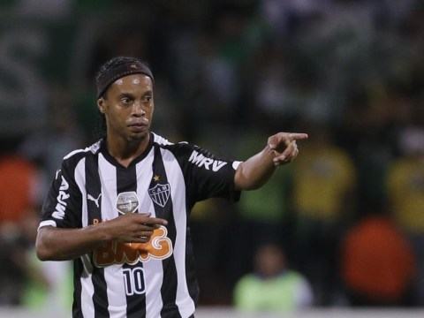 Ronaldinho targeted by Conference South side Basingstoke Town