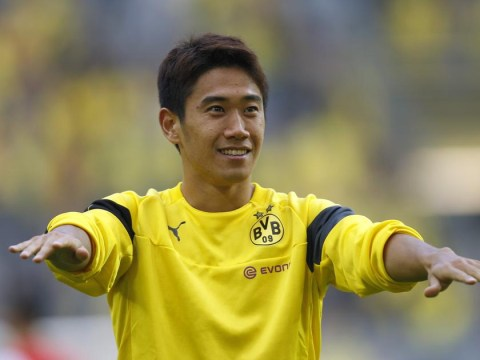 Shinji Kagawa immediately starts proving Manchester United wrong with a goal on his second Borussia Dortmund debut