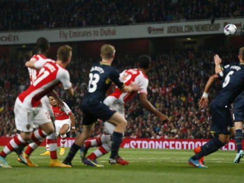 Arsenal player ratings: Tomas Rosicky and Lukas Podolski disappointed but Alexis Sanchez and Abou Diaby were the positives