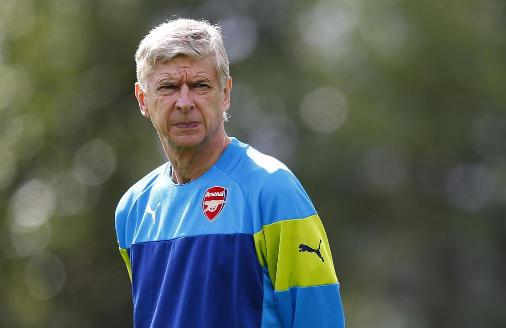 Arsene Wenger's ready to make two more signings at Arsenal (Picture:AP)
