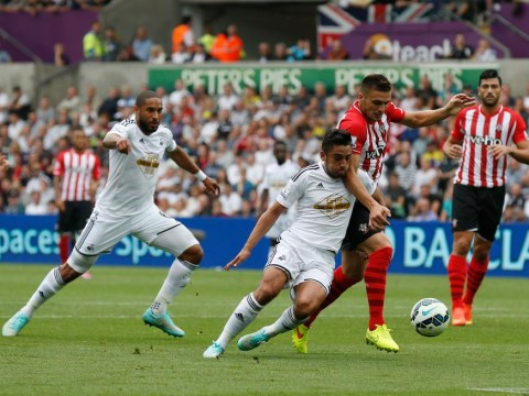 Wilfried Bony's moment of madness was costly for Swansea who must learn lessons of back-to-back defeats