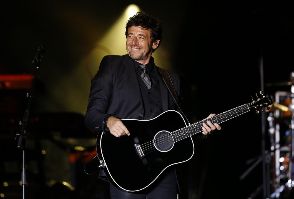 EXCLUSIVE: Legendary French singer Patrick Bruel on why he's finally playing the UK for first time in 30 year career