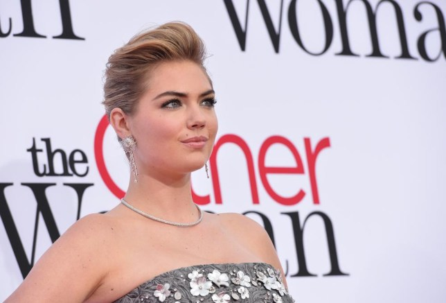 Kate Upton attends the premiere of Twentieth Century Fox's 'The Other Woman' at Regency Village Theatre on April 21, 2014 in Westwood, California. Kevin Winter/Getty Images