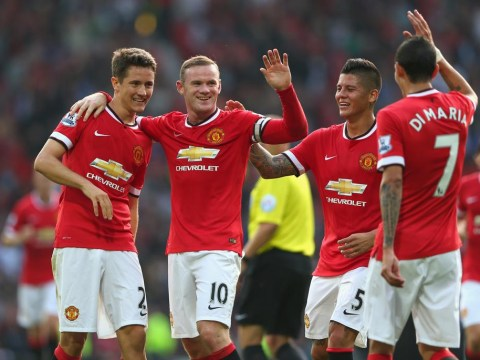 Daley Blind and Angel di Maria help Manchester United exude quality in victory over QPR
