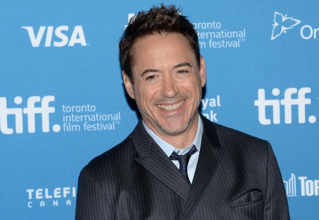 """Actor Robert Downey Jr. participates in """"The Judge"""" photo call and press conference during the 2014 Toronto International Film Festival on Friday, Sept. 5, 2014, in Toronto. (Photo by Evan Agostini/Invision/AP) Evan Agostini/Invision/AP"""