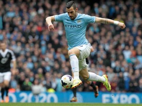Alvaro Negredo nears Manchester City exit after Valencia agree loan transfer