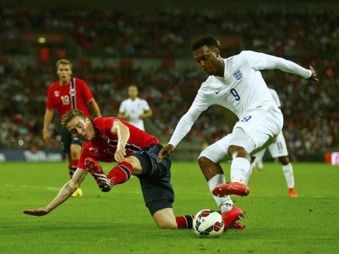 Liverpool boss Brendan Rodgers points the finger at England over Daniel Sturridge injury