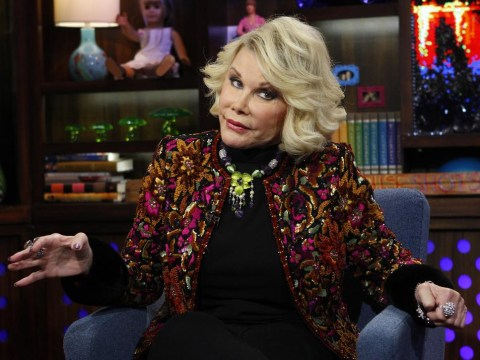 Joan Rivers dies: watch how plastic surgery transformed comedienne over 50 years