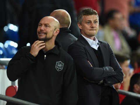 Ole Gunnar Solskjaer leaving Cardiff City can bring the fans back together