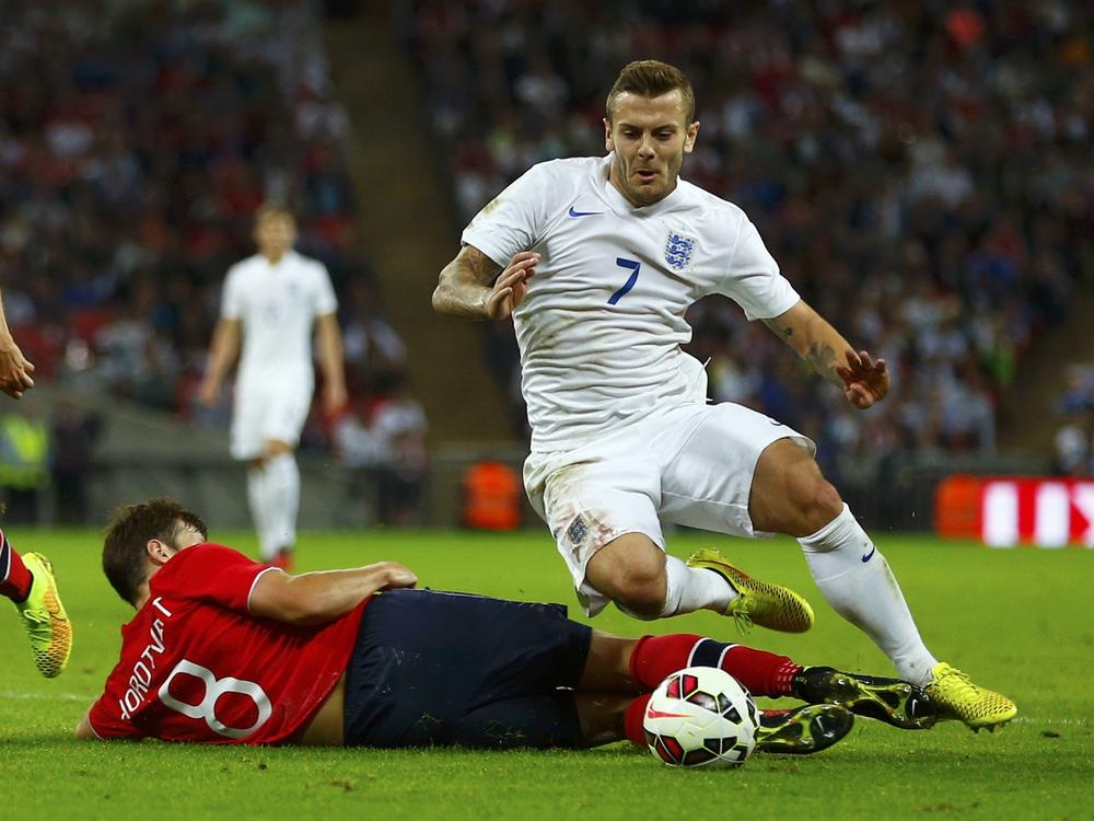 Jack Wilshere right to hit out at Jamie Redknapp after pundit's criticism of Arsenal midfielder