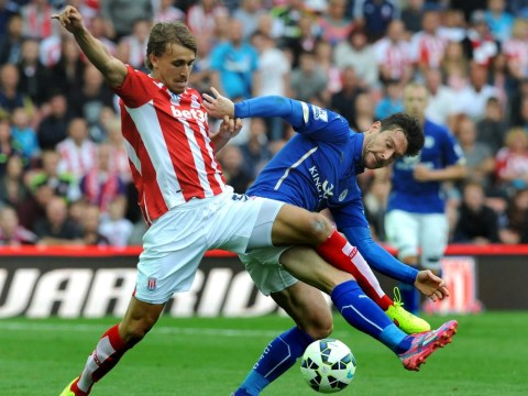 England call up a Stoke City player at last and it is not Ryan Shawcross