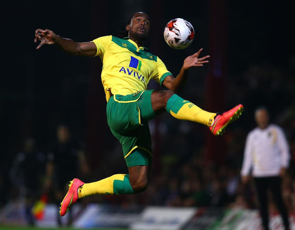 Norwich City currently sitting pretty in the Championship and the Canary faithful have a new hero in Cameron Jerome