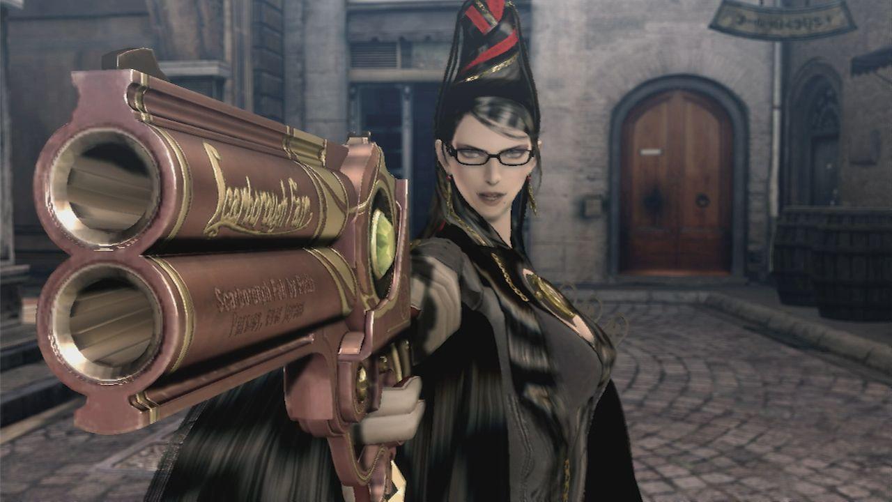 Bayonetta (Wii U) - platinum quality
