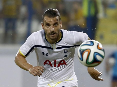 Tottenham fans lament 'donkey' Roberto Soldado during Nottingham Forest struggle