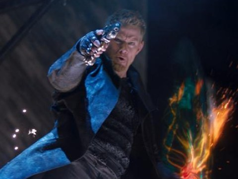 Check out a seriously menacing Eddie Redmayne in the new Jupiter Ascending trailer