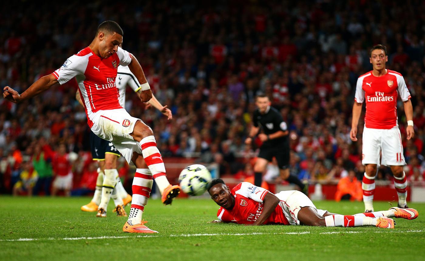 Arsenal will attack Chelsea again despite 6-0 thrashing at Stamford Bridge last season, says Alex Oxlade-Chamberlain