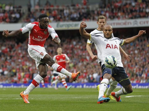 Did Danny Welbeck mean to perform dummy during Arsenal's draw against Tottenham – or did striker miss the ball?