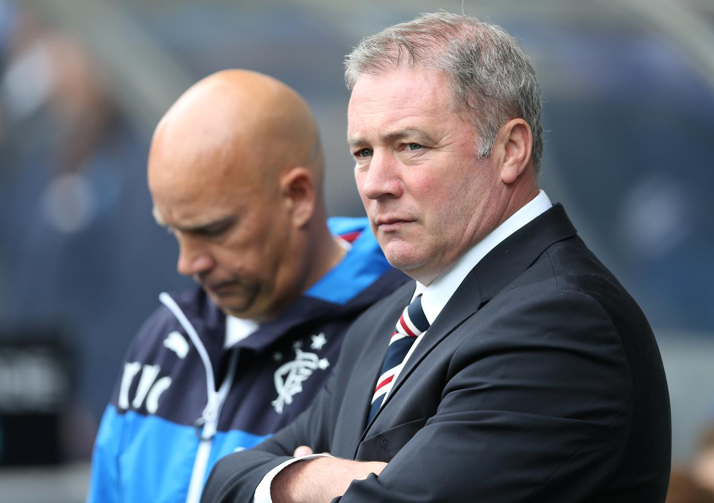 Is time running out for Ally McCoist at Rangers?