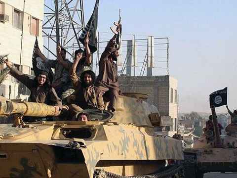 Fightback against Isis begins: Air strikes launched in Syria