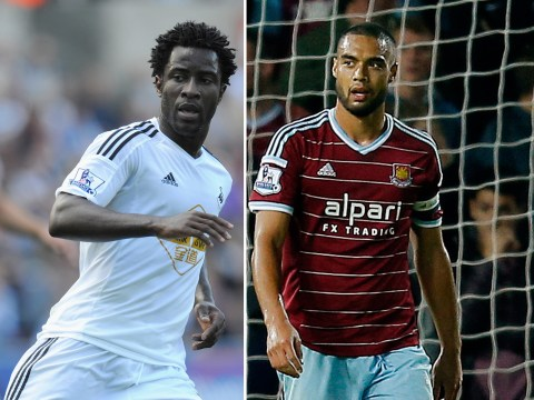 Arsenal close on £22m double transfer swoop for Wilfried Bony and Winston Reid