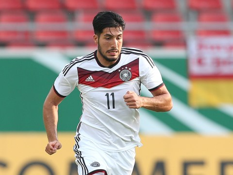 Emre Can warms up for Liverpool duty by destroying Romania U21s with three assists
