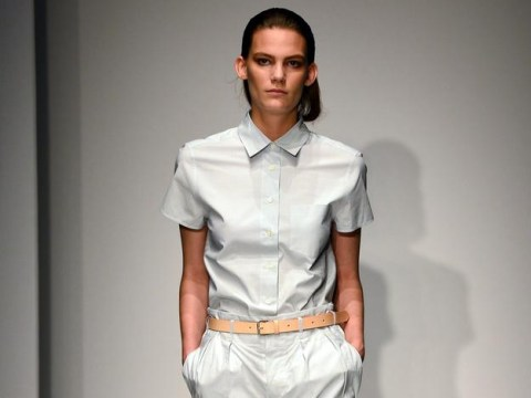 Wear them now trends from London Fashion Week