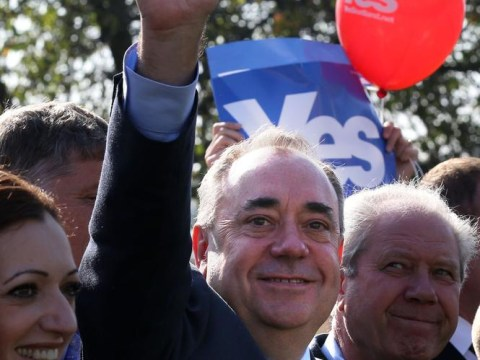 Alex Salmond urges Scots ahead of independence vote: 'Create a better country'