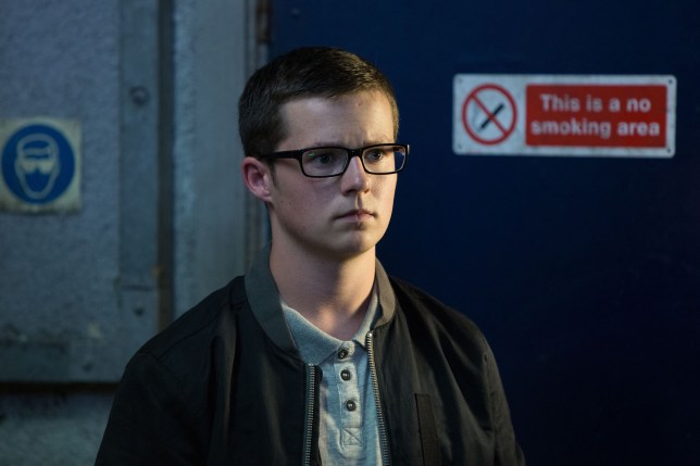 EastEnders: Ben Mitchell is back with a new face (Picture: BBC)
