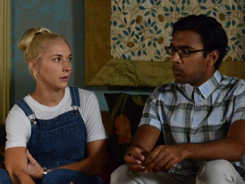 EastEnders spoilers: Will Mick's stubbornness lead to Nancy and Tamwar's departure from Albert Square?