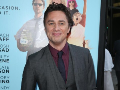 Zach Braff on Wish I Was Here: Kate Hudson is extraordinary