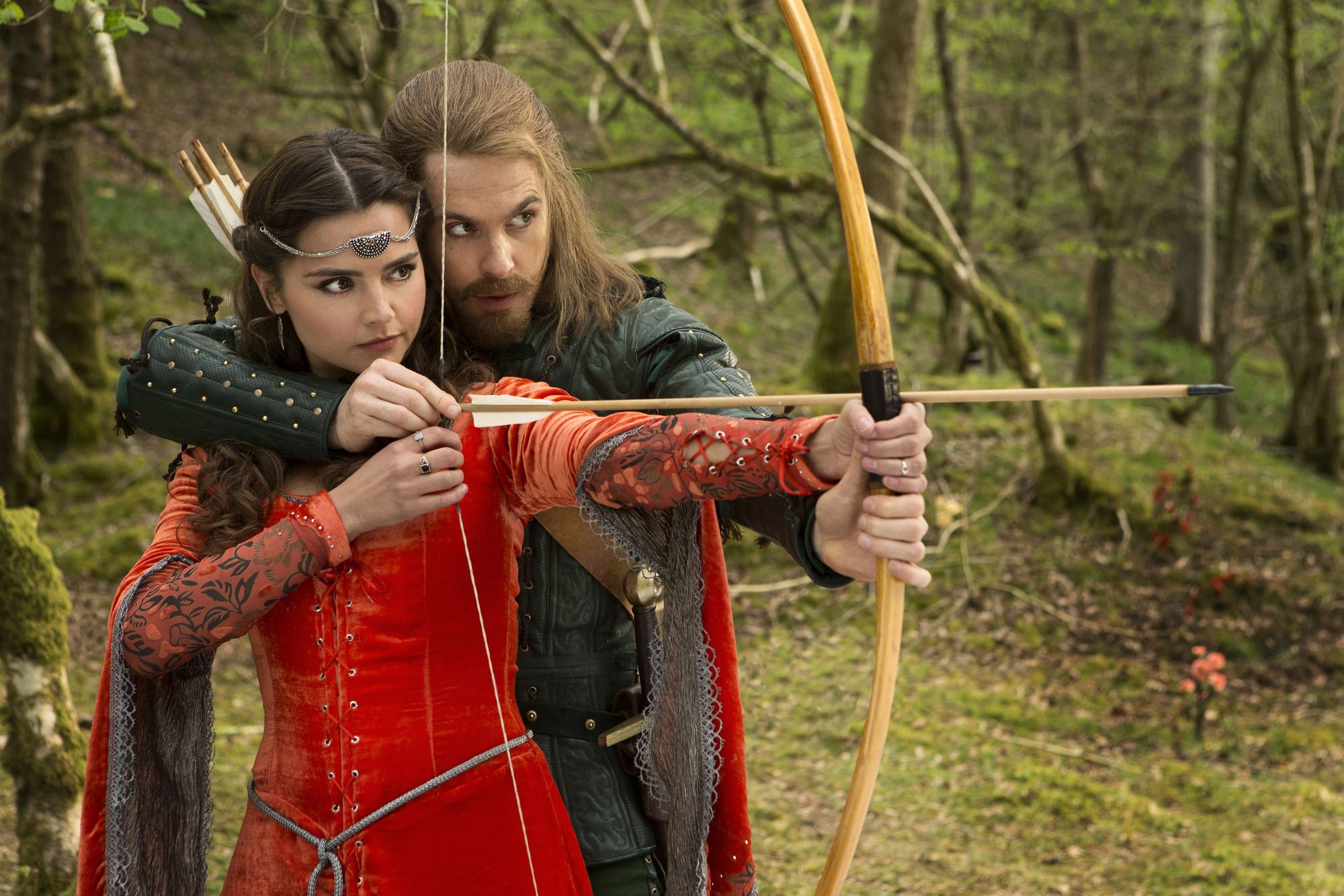 Doctor Who season 8, episode 3: Is Robot Of Sherwood more of a farce than a comedy?
