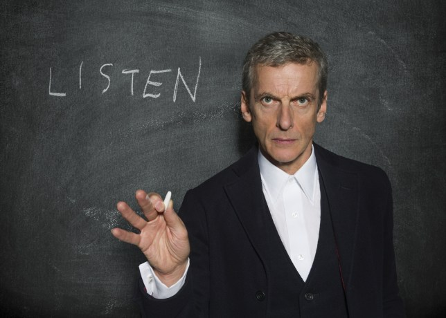 Doctor Who: Peter Capaldi stars as the Doctor in Listen