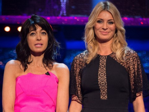 Strictly Come Dancing 2014: Host Claudia Winkleman settles the great fringe debate