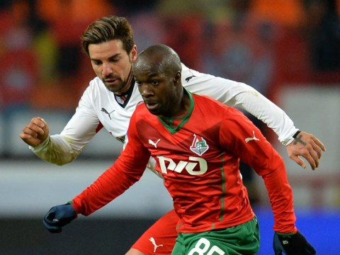 Arsenal 'weighing up imminent transfer for ex-Chelsea midfielder Lassana Diarra'