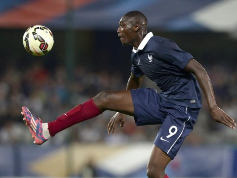 Yaya Sanogo scores well-drilled goal in France under-21 game against Iceland