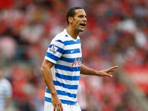 Harry Redknapp must drop Rio Ferdinand if QPR are to have a chance
