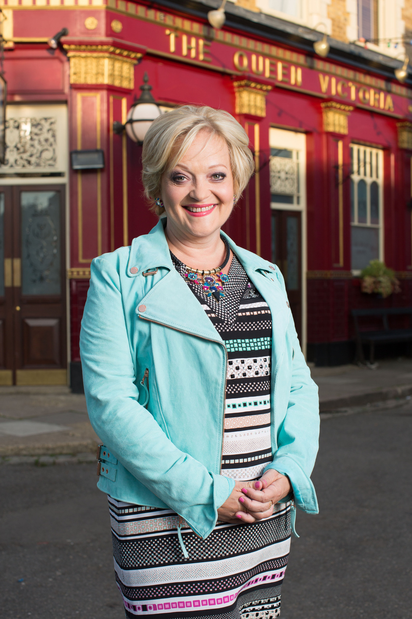 Maria Friedman to join EastEnders cast as Linda Carter's mum Elaine Peacock