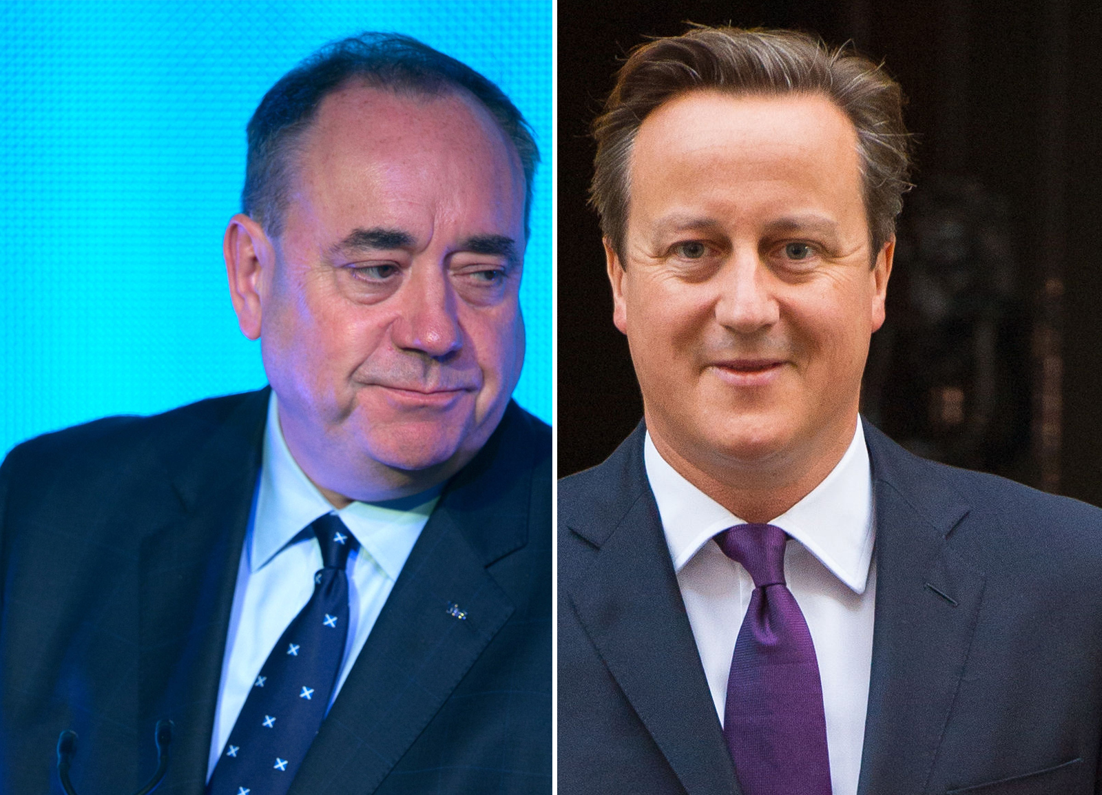 Scotland to remain part of the UK: David Cameron promises increased devolution as Twitter makes some noise