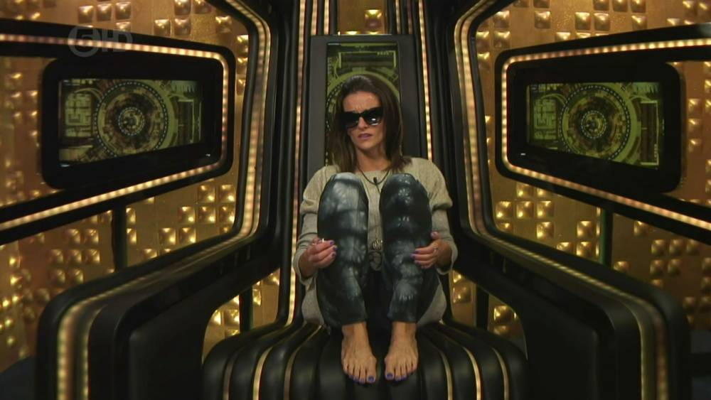 Celebrity Big Brother 2014: Edele Lynch in sweary diary room meltdown