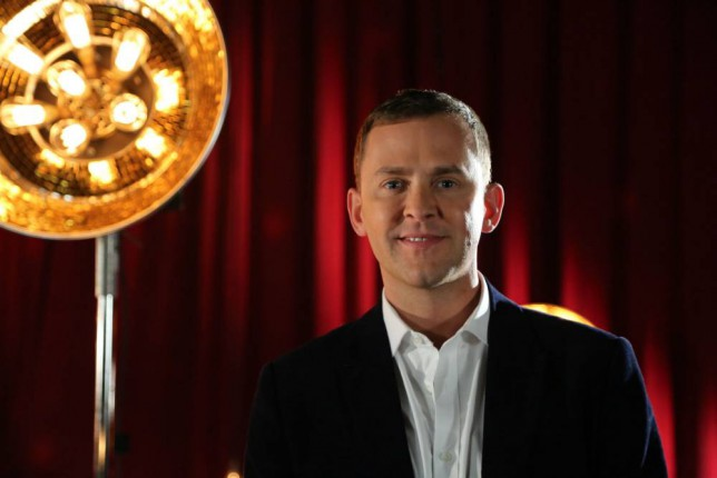 Exclusive: Scott Mills spills the beans on Strictly Come Dancing 2014