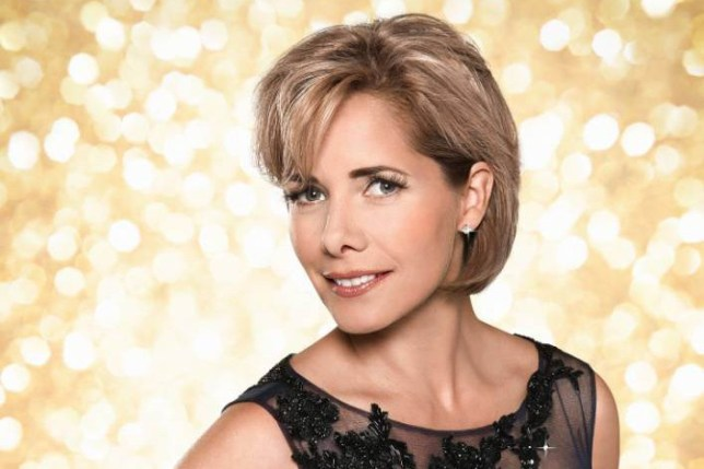 Strictly Come Dancing judge, Darcey Bussell. PRESS ASSOCIATION
