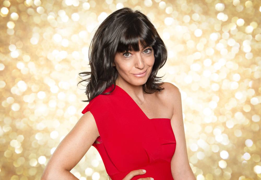 Strictly Come Dancing host Claudia Winkleman. PRESS ASSOCIATION