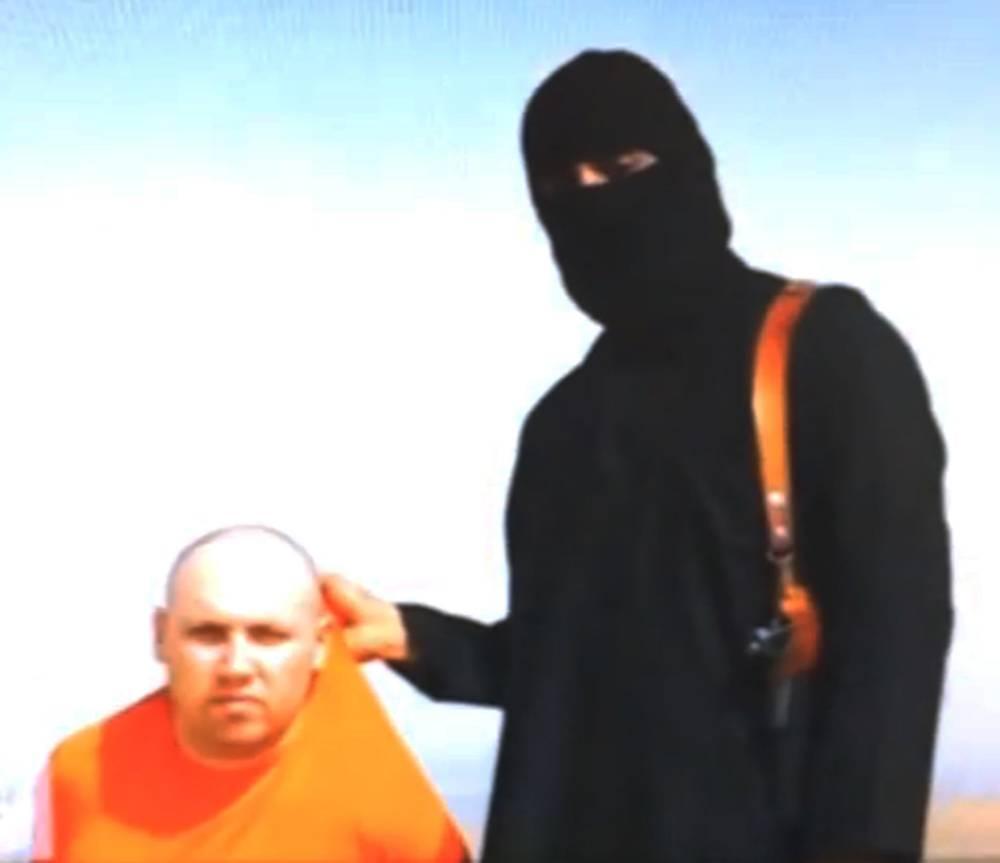 Admiral Lord West labels Jihadi John a 'dead man walking'